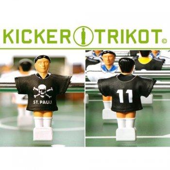 Náhradní fotbalové dresy St Pauli 11 ks M01386