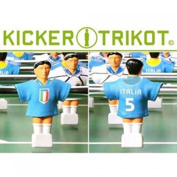 Náhradní fotbalové dresy Itálie 11 ks M01461