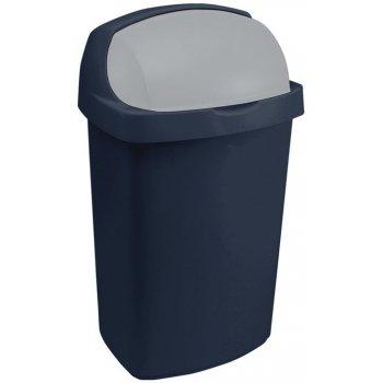 Koš na odpadky ROLL TOP 10 l - modrý CURVER R31423
