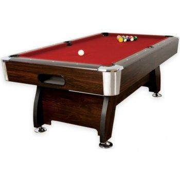 Kulečníkový stůl pool billiard kulečník 7ft - s vybavením M01424