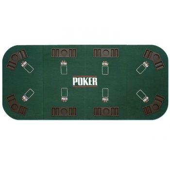Skládací pokerová podložka - 3. edice D00508