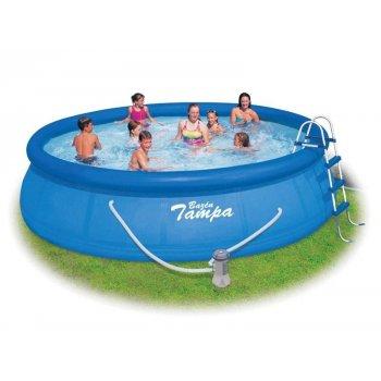 Bazén Tampa 4,57x1,22 m s kartušovou filtrací a příslušenstvím MA43452