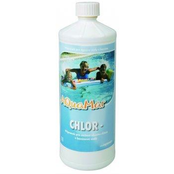 Bazénová chemie AquaMar Chlor - 1 l