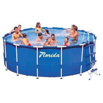 Velký zahradní bazén Florida 3,66x0,76 bez filtrace MA43428