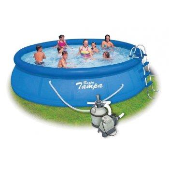 Bazén Tampa 4,57x1,22 m + kompletní příslušenství MA43451