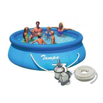 Bazén Tampa 3,66x0,91 m s pískovou filtrací Sand 4 MA43449