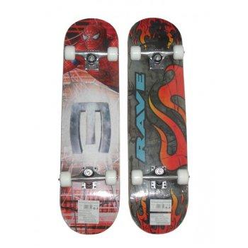 Skateboard závodní s protismykem AC05728