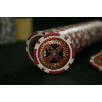 Kusový žeton design Ultimate Hodnota 5 - 50 ks