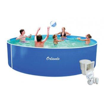 Bazén Orlando 4,57x1,07m + skimmer Olympic MA43441