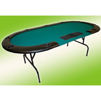 Poker stůl skládací pro 10 osob