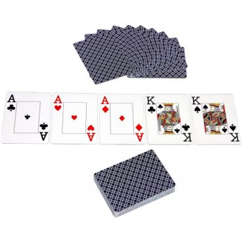 Poker set 300ks žetonů 1 - 1000 design Ultimate