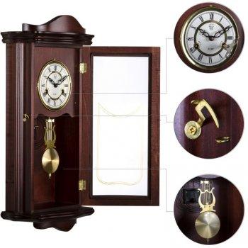 Kyvadlové nástěnné hodiny PROMETHEUS - 64 cm