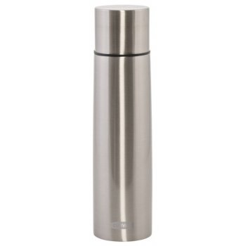 Termoska NEREZ 1L - stříbrná R41611