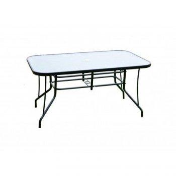 Venkovní stůl ZWT 140 se skleněnou deskou R30174