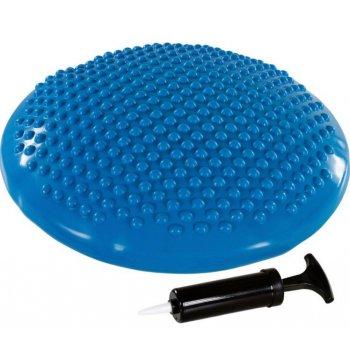 Balanční polštář na sezení MOVIT 37 cm, modrý M32119