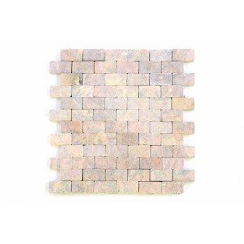 Mramorová mozaika Garth - obklady 1 m2 D01636