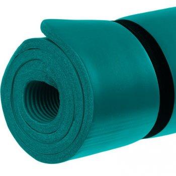 Podložka na jógu MOVIT 190 x 60 x 1,5 cm tm. tyrkysová