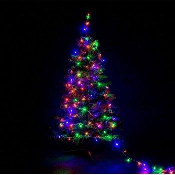 Vánoční LED osvětlení 60 m - barevné 600 LED