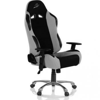 Kancelářská židle RACEMASTER RS Series - černá/šedá