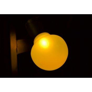 LED osvětlení Garth s 20 ti žárovkami - barevné