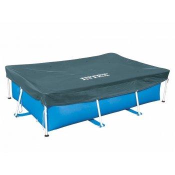 Krycí plachta pro bazén 2 x 4 m MA43529