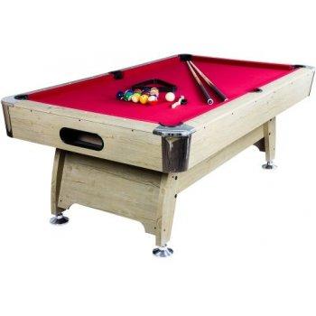 Kulečníkový stůl pool billiard kulečník 8 ft - s vybavením M08674