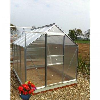 Polykarbonátový skleník HORNEET 257