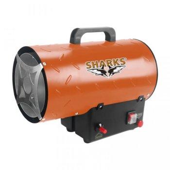Plynová horkovzdušná turbína Sharks SH 15kW