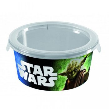 Svačinový box - 0,5L - STAR WARS CURVER