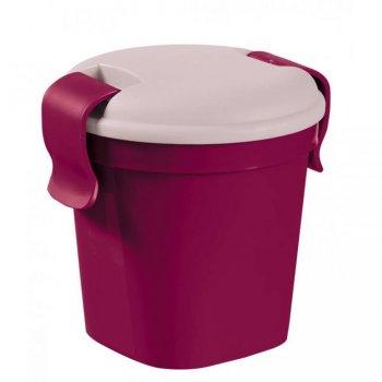 Hrnek Lunch & go - S - fialový CURVER
