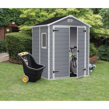 Zahradní plastový domek MANOR 6x5DD