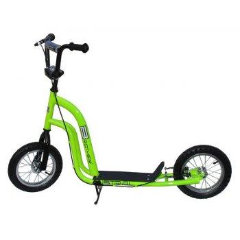 Koloběžka Mistral kola 12 - zelená
