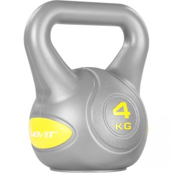 Kettlebell činka 4 kg MOVIT