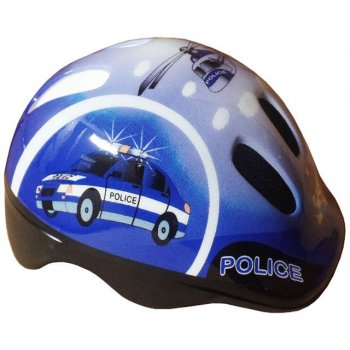 Cyklistická dětská helma modrá velikost XS (44/48 cm) 2017