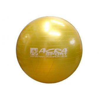 Míč gymnastický (gymbal)  850mm žlutý