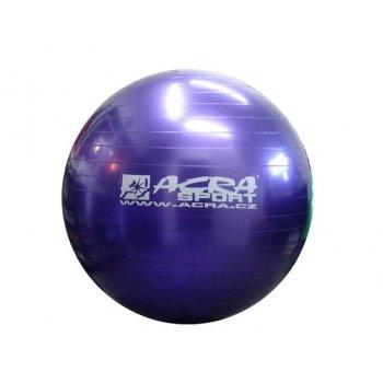 Míč gymnastický (gymball)  900 mm fialový
