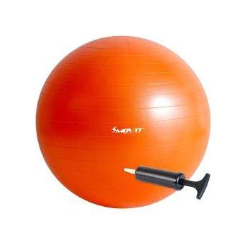 Gymnastický míč MOVIT - oranžový, 75 cm
