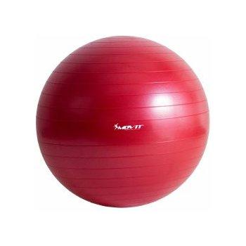 Gymnastický míč MOVIT - červená - 65cm