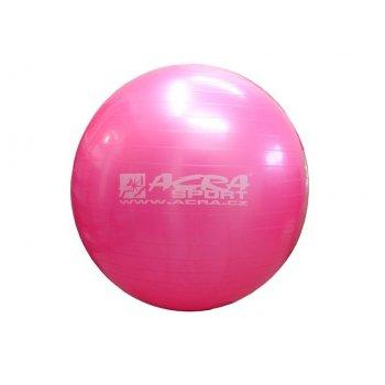 Gymnastický míč 650mm růžový