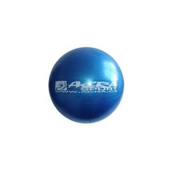 Míč OVERBALL 30 cm - modrý