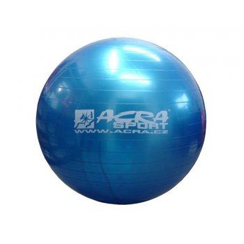 Gymnastický míč 650mm modrý