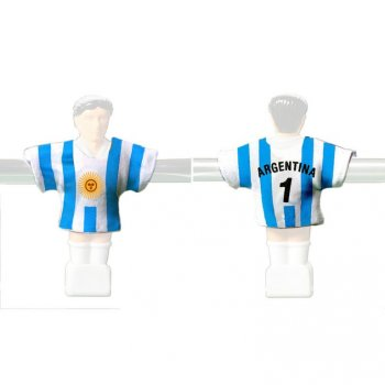 Argentina Sada 11-ti fotbalových dresů Argentiny