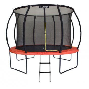 Trampolína Premium 366 cm + vnitřní ochranná síť + schůdky