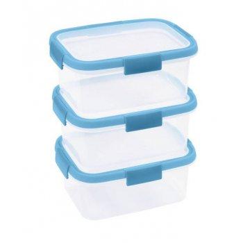 SET potravinových dóz SMART FRESH 3 x 1,2L