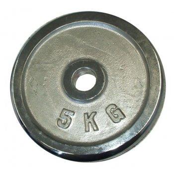 Kotouč chrom 5 kg - 30 mm