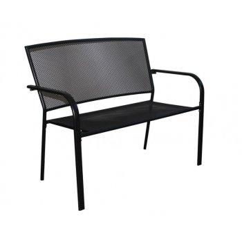 Zahradní lavice kovová ZWMC-D19 - pro dvě osoby