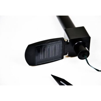 Zahradní světelný řetěz Garth - 24x LED dioda studeně bílá