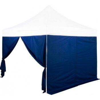 Sada 2 bočních stěn na stany INSTENT PRO 3 x 3 m - modrá