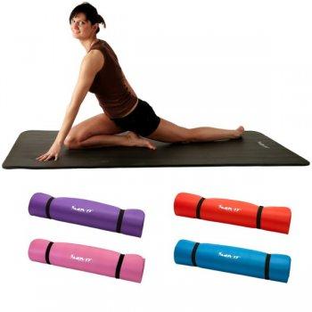 Jóga podložka na cvičení MOVIT® zelená M09613