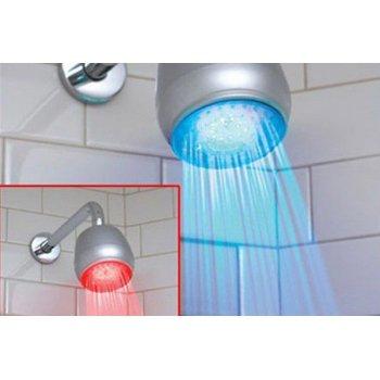 LED sprchová hlavice